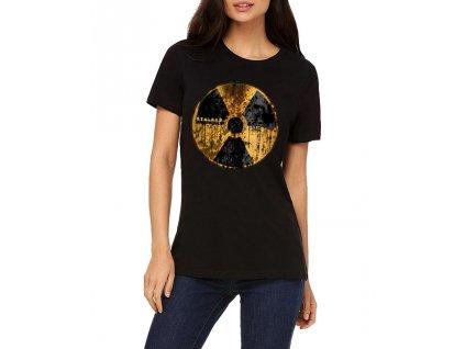 dámské tričko Stalker Radiace