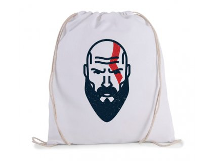 vak na záda God of War GOW Kratos