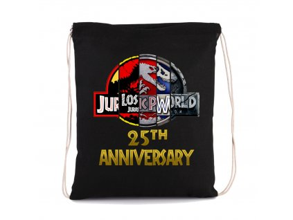 vak na záda Jurský park 25 výročí