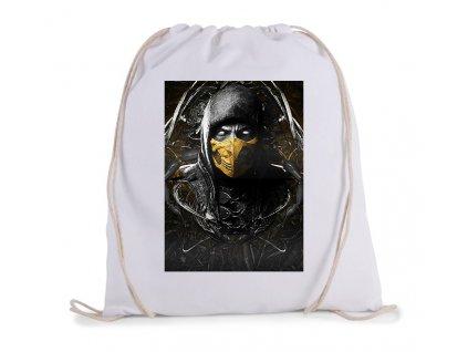 vak na záda Mortal Kombat Scorpion