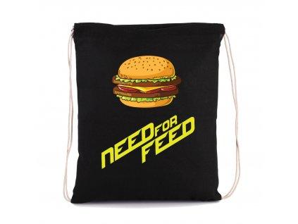 vak na záda Need for Speed Parodie