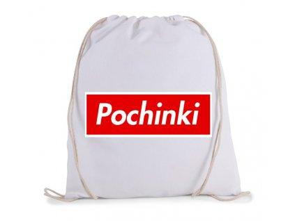 vak na záda PUBG Pochinki