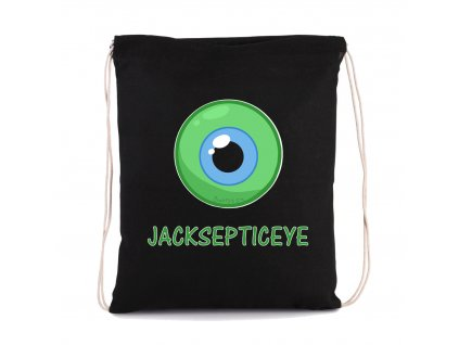 vak na záda Youtuber Jacksepticeye