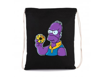 vak na záda Homer Simpson Avengers Donut