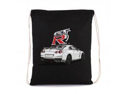 vak na záda Nissan GT R Rychle a zběsile