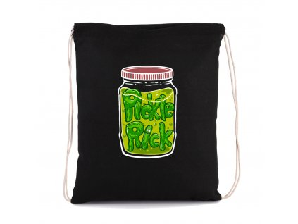 vak na záda Rick and Morty Já jsem Pickle Rick!