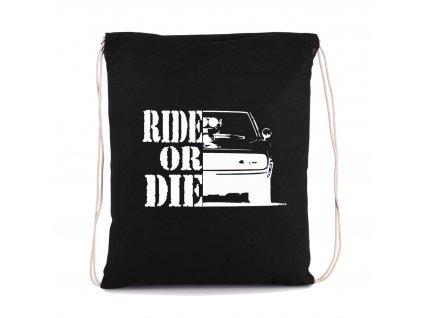 vak na záda Rychle a zběsile Ride or die