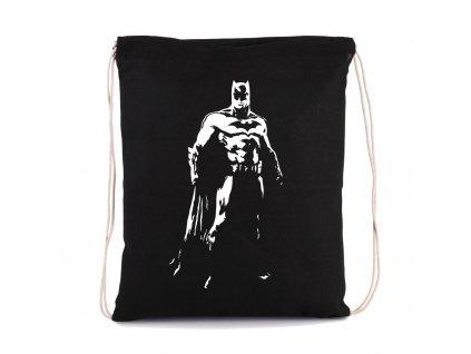 vak na záda Batman