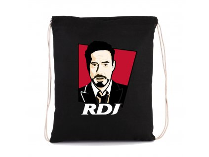 vak na záda Robert Downey Jr. Iron man