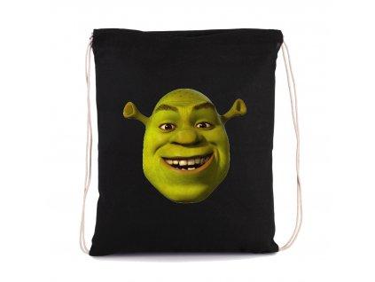 vak na záda Shrek