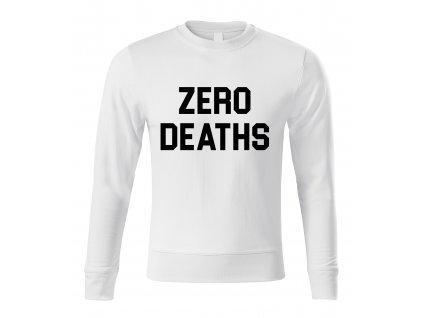 mikina bez kapuce Pewdiepie zero deaths