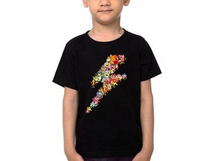 Dětské tričko Angry birds