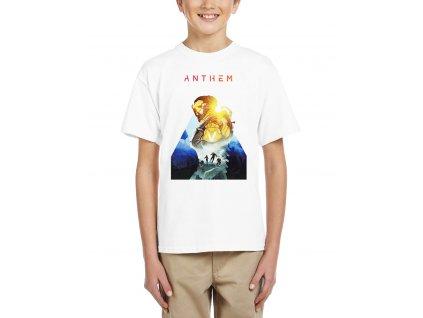 Dětské tričko Anthem