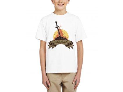 Dětské tričko Dark Souls