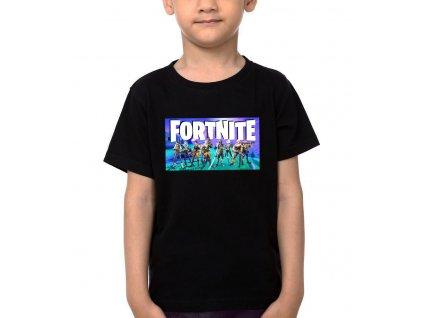 Dětské tričko Fortnite Fan art