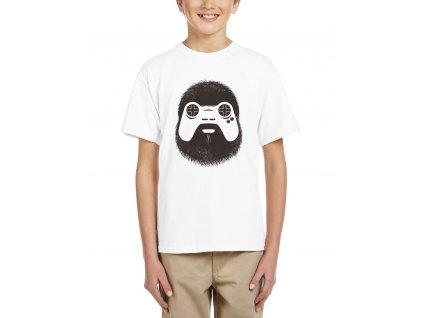 Dětské tričko Hráč počítačových her Gamer