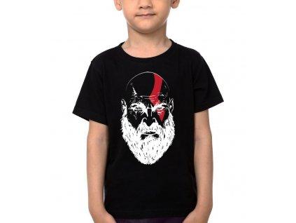 Dětské tričko God of War kratos