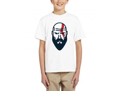 Dětské tričko God of War GOW Kratos