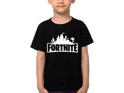 Dětské tričko Hra Fortnite