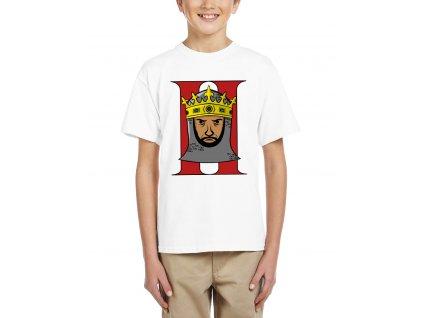 Dětské tričko král Age of empires