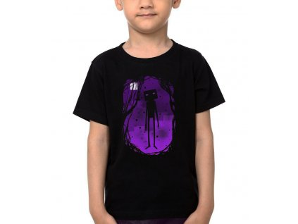 Dětské tričko Minecraft Enderman