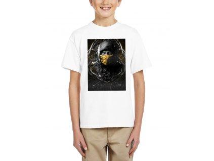 Dětské tričko Mortal Kombat Scorpion