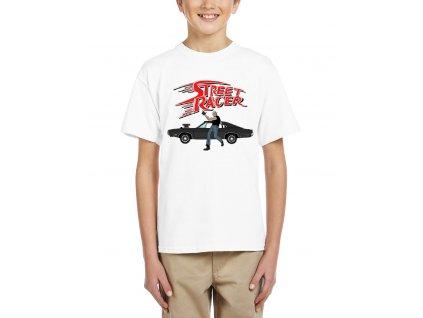 Dětské tričko Rychle a zběsile Dominik Toretto