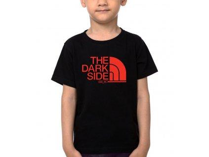 Dětské tričko Star Wars Dark Side