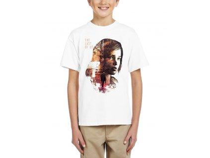 Dětské tričko The Last of Us
