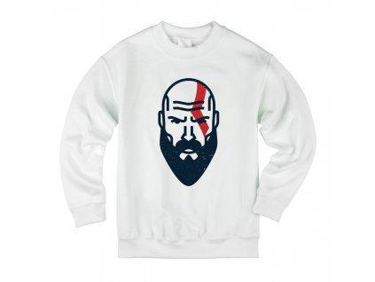 Dětská mikina God of War GOW Kratos