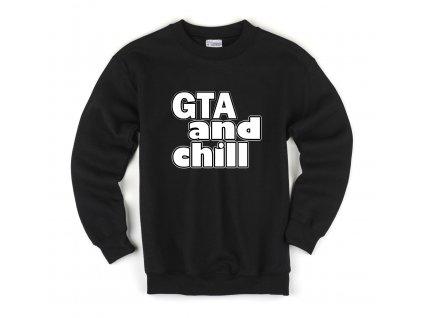 Dětská mikina GTA a Klid