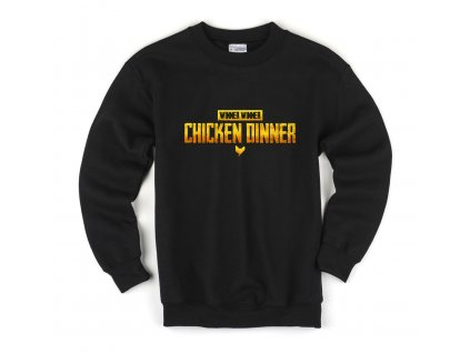 Dětská mikina Chicken Dinner PubG