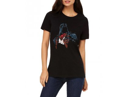Dámské tričko Assassins Creed maska