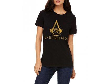 Dámské tričko Assassins Creed origins