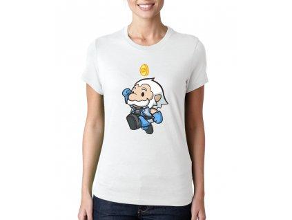 Dámské tričko Dota 2 Zeus