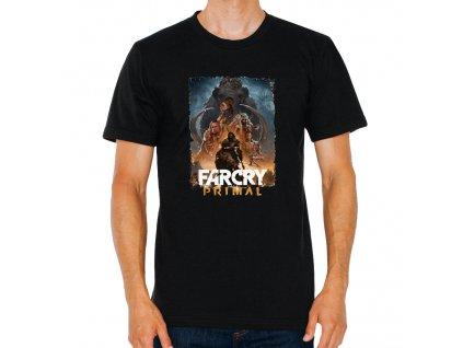 far cry primal pánské tričko
