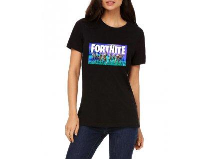 Dámské tričko Fortnite Fan art