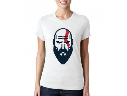 Dámské tričko God of War GOW Kratos