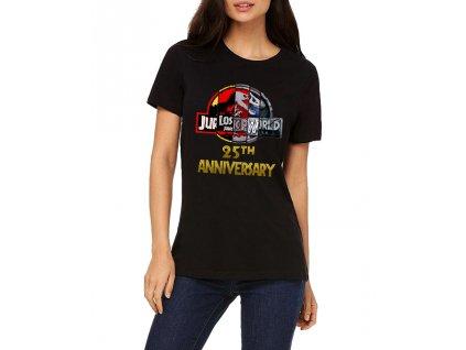 Dámské tričko Jurský park 25 výročí