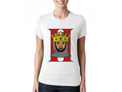 Dámské tričko král Age of empires