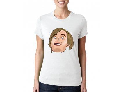 Dámské tričko Pewdiepie obličej