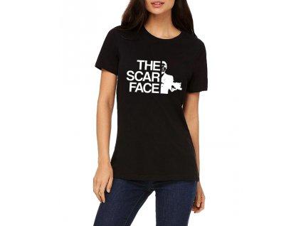 Dámské tričko The Scar Face