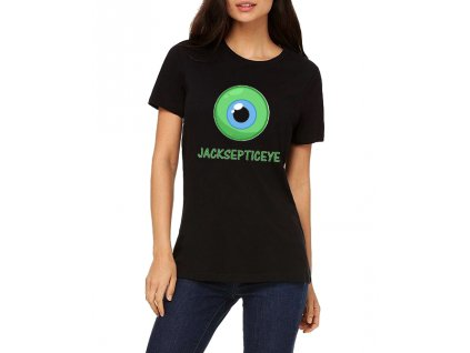 Dámské tričko Youtuber Jacksepticeye