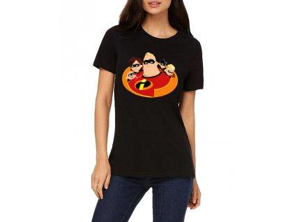 Dámské tričko Úžasňákovi