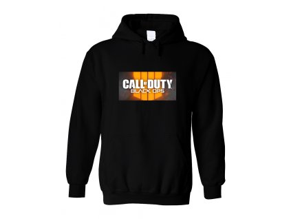 Mikina s kapucí Call Of Duty Black Ops
