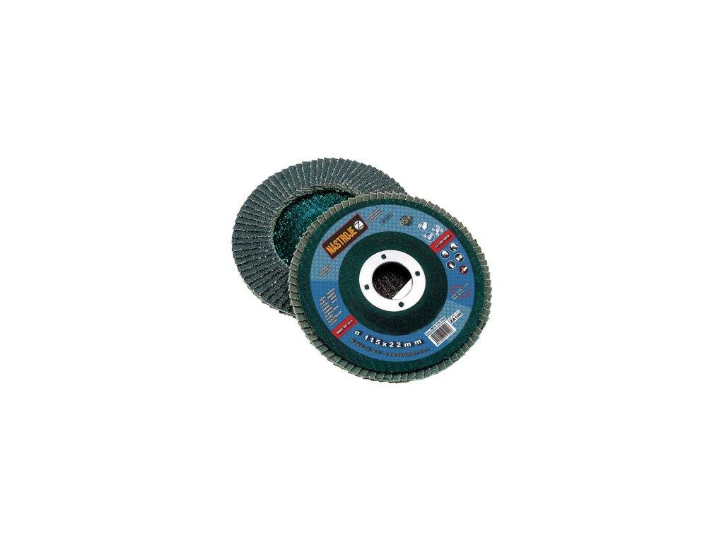 kotouc lamelovy pr 125 zirconium 40 13759