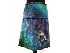 krátká víceúčelová sukně
