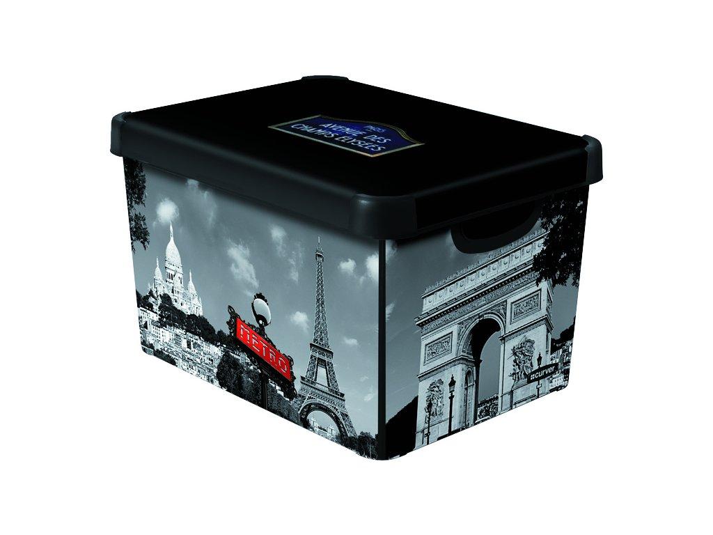 DECOBOX - L - Paříž