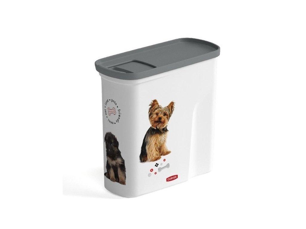 kontejner na krmino 2L - pets friends / PES