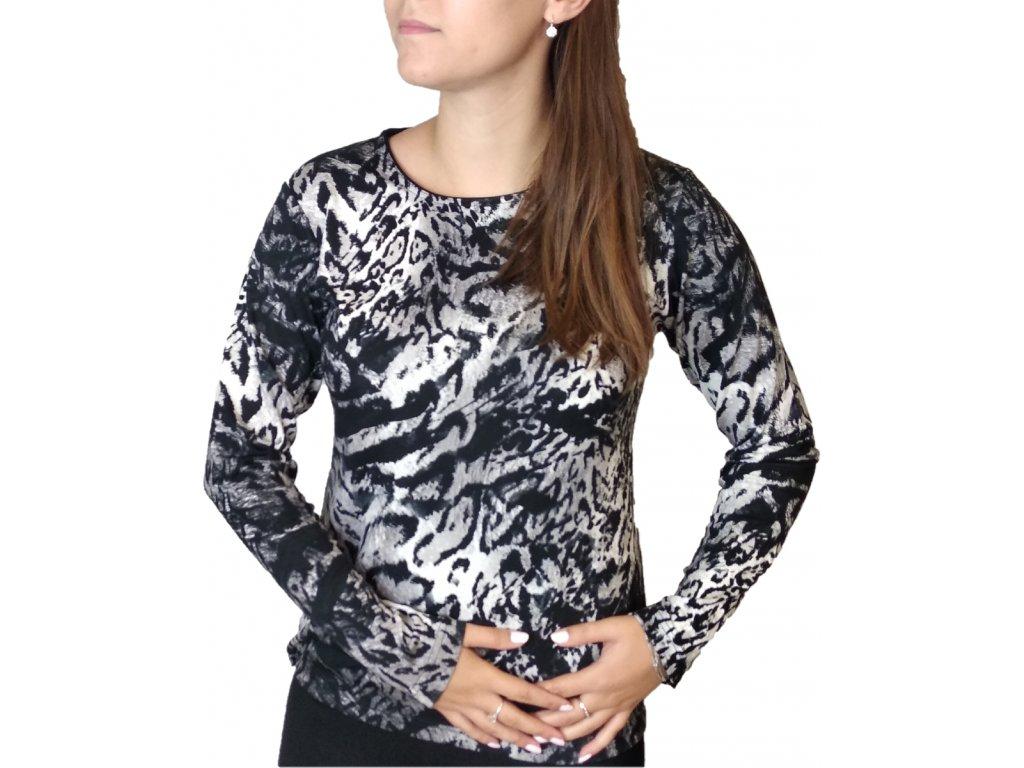Halenka Pratto gepardí vzor